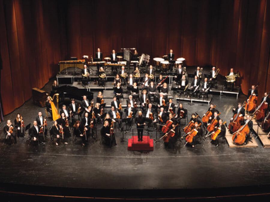 WV Symphony Orchestra