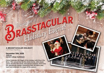 River City Brass Holiday Concert