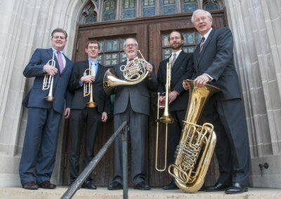 West Virginia Brass Quintet