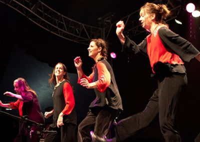 Footworks Percussive Dance Ensemble